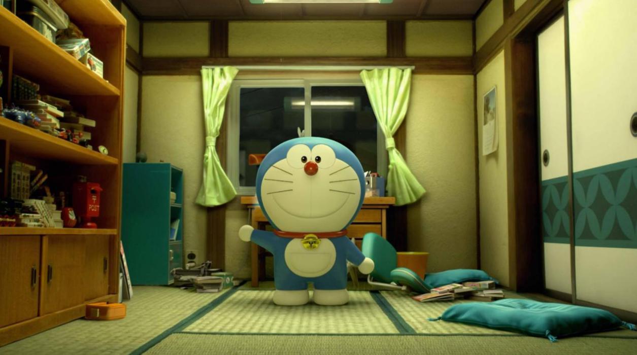 因为反对日本排放核废水,哆啦A梦上了热搜