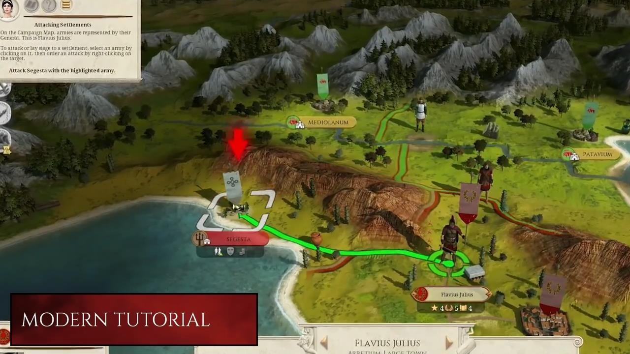 《全面战争:罗马》重制版新预告 游戏焕然一新