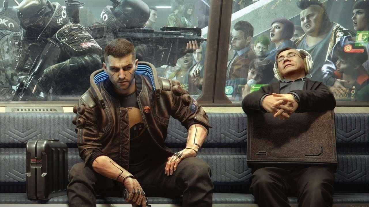 玩家挖掘出《赛博朋克2077》未实装内容 新任务曝光