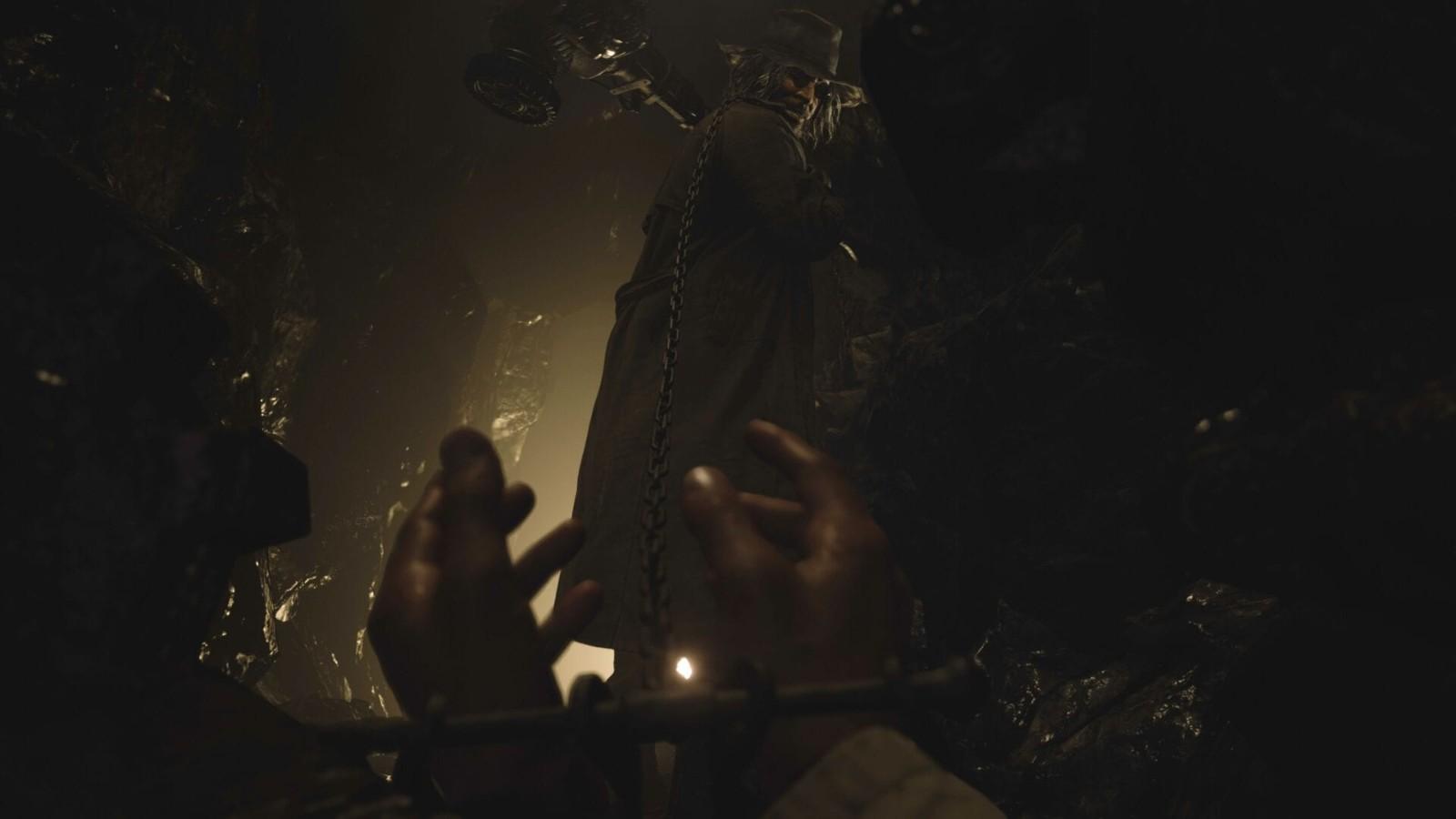 《生化危机8》游戏新截图欣赏 吸血鬼夫人好胸悍!