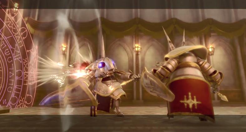 《尼尔:伪装者》16分钟新演示公布 战斗效果更为顺畅