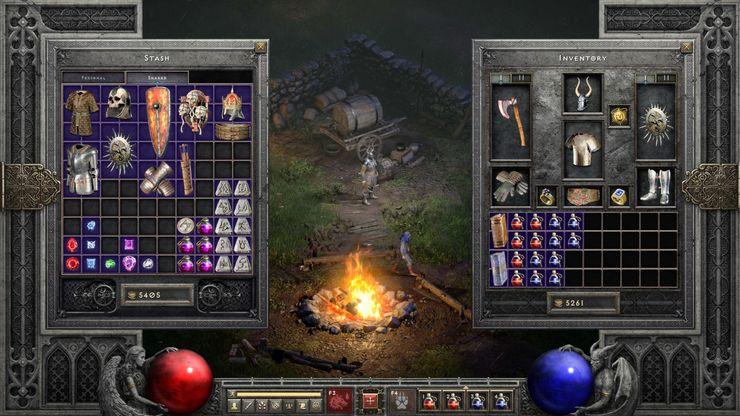《暗黑破坏神2:重制版》根据原版MOD设计新功能