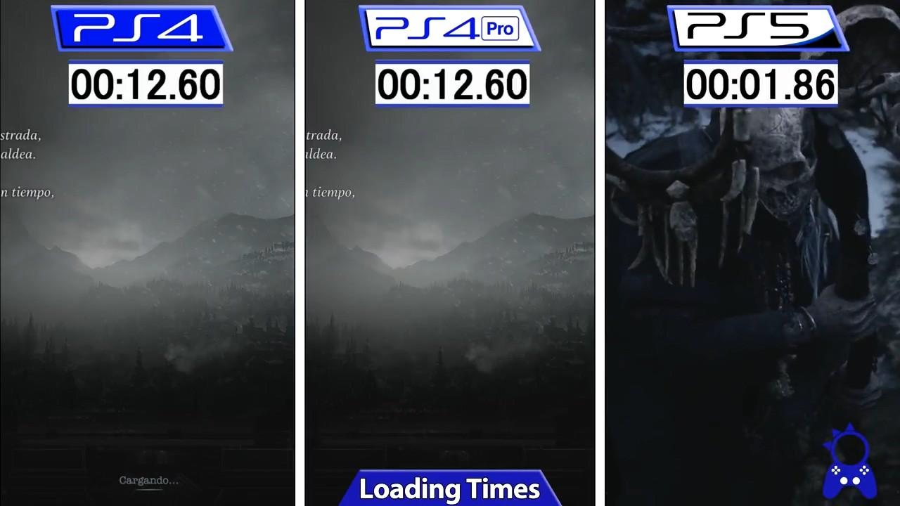《生化危机8》试玩版对比评测 PS5仅需2秒即可开玩