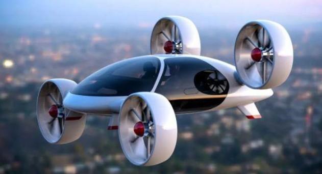 驾驶难度不高于地上汽车 俄罗斯首款飞行汽车2022 年升空