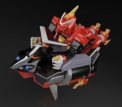 GSC《SSSS.电光机王》合体龙人模型 售价22000日元