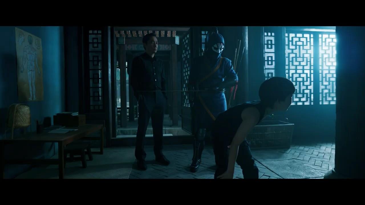 《尚气》首支预告和首批剧照曝光 9月3日上映
