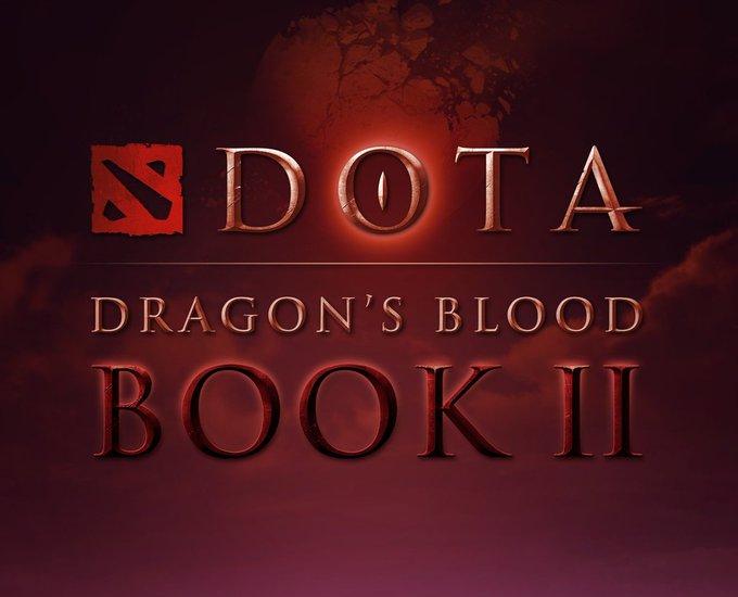 V社:《DOTA:龙之血》第二季正在制作中