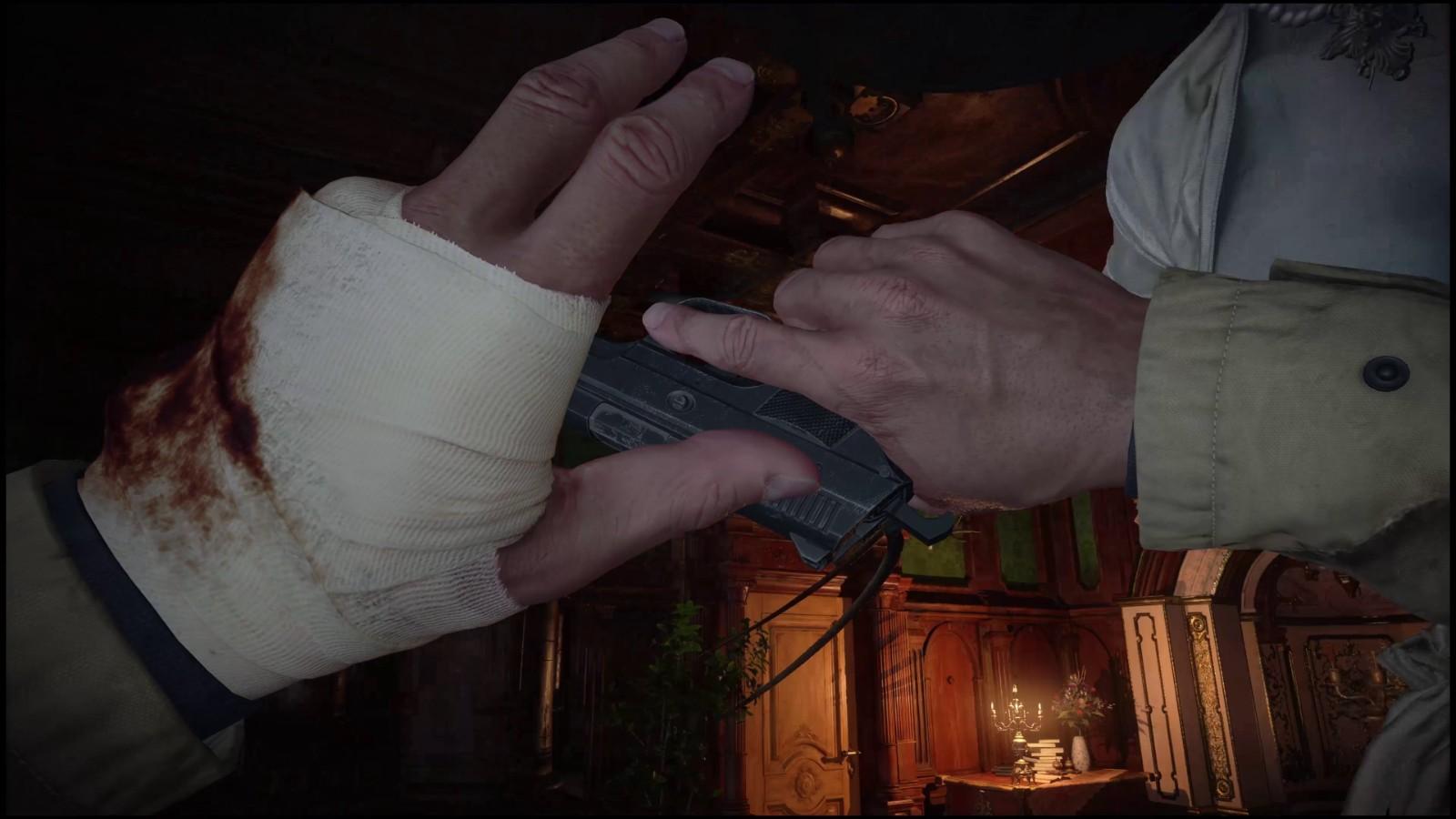 《生化8》1小时演示媒体前瞻 一窥体验版没有的内容