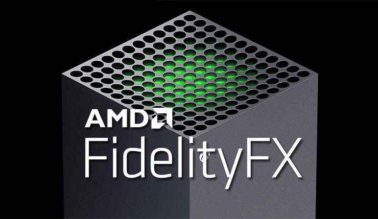 AMD FidelityFX技术现已支持Xbox Series X/S