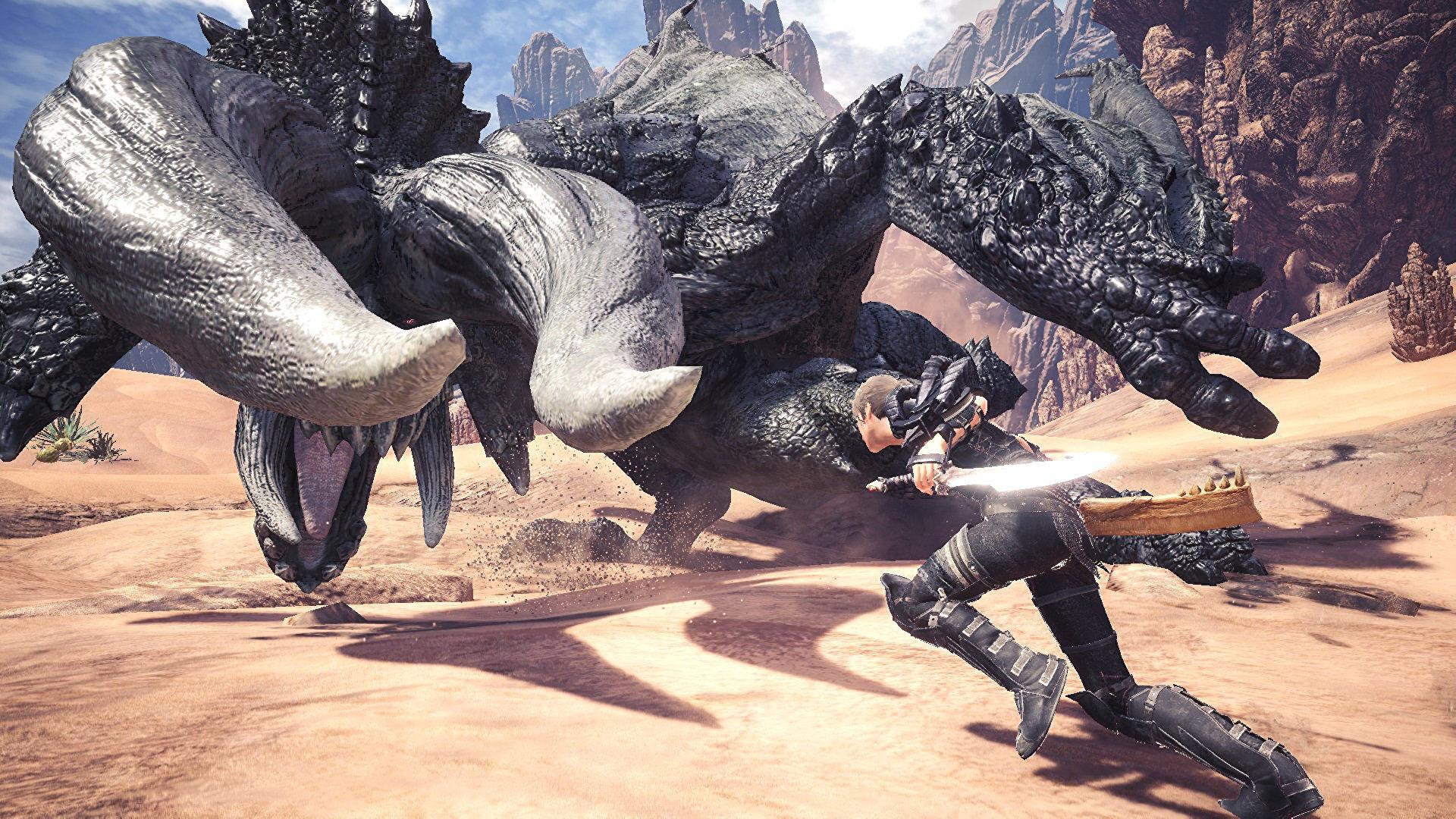 爆料人看错 索尼没有给《怪猎世界》延后登PC付钱