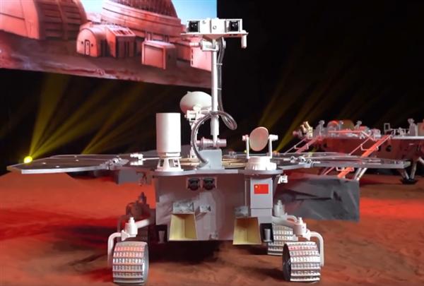 我国首辆火星车名称24日揭晓:祝融、哪吒最有希望