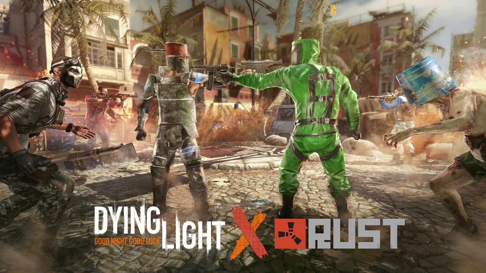 《消逝的光芒》《腐蚀》大联动!免费DLC等你拿!