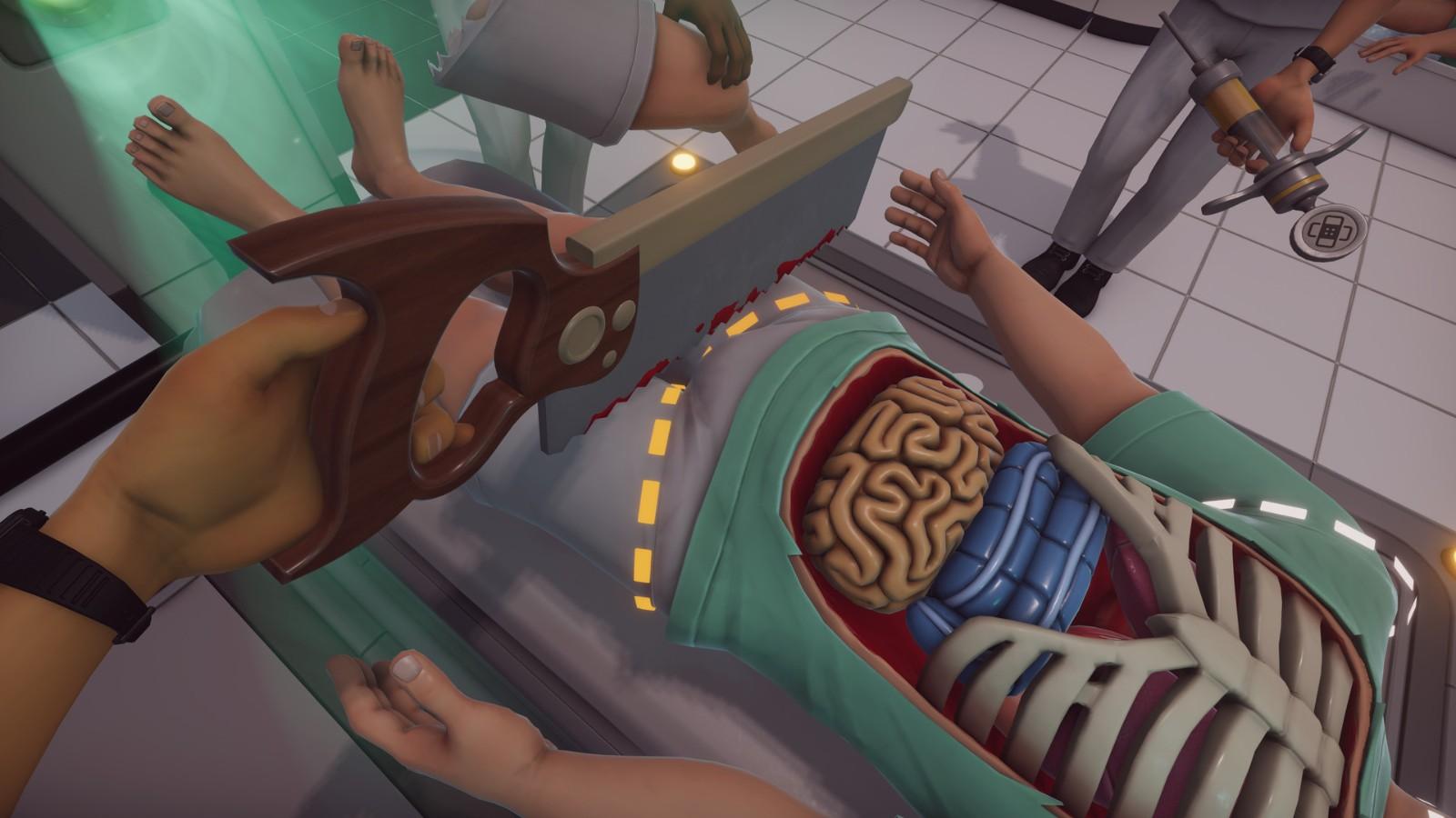 《外科手术模拟2》上架Steam 将在Epic独占结束后发售