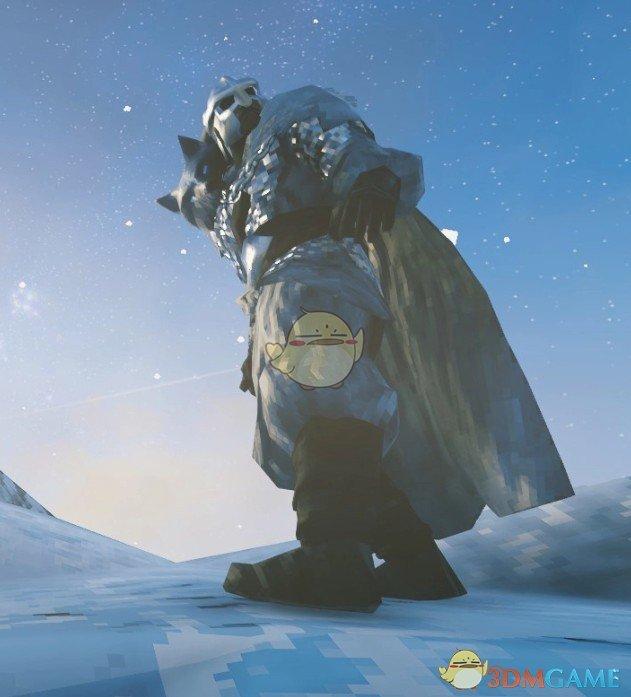 《Valheim:英灵神殿》白狼银甲MOD
