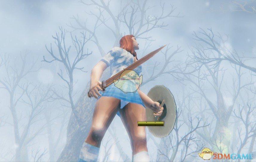 《Valheim:英灵神殿》学生制服MOD