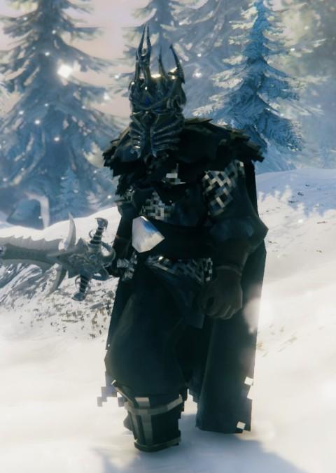 《Valheim:英灵神殿》巫妖王统御之盔MOD