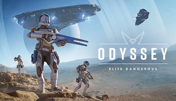 """《精英:危险》DLC""""奥德赛""""5月19日发售:用双脚踏遍外星球"""