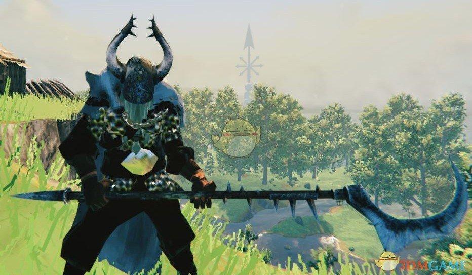 《Valheim:英灵神殿》帅气武器外观包MOD