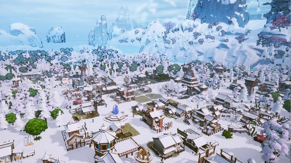国产建造经营单机《天神镇》将于4月23日在Steam及WeGame开启试玩申请
