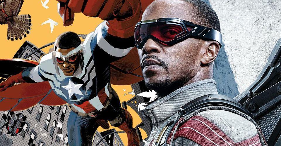 《美国队长4》电影开发中 《猎鹰与冬兵》主创打造