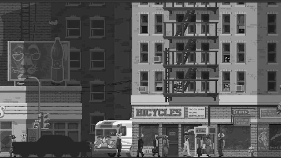 无对话游戏新作《地球上最长的路》公布上市日期
