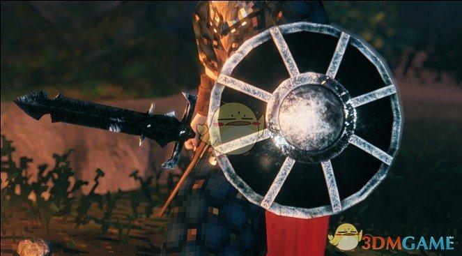 《Valheim:英灵神殿》精致剑盾MOD