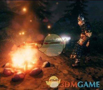 《Valheim:英灵神殿》狂战屠龙剑MOD