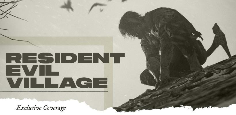 《生化危机8》狼人介绍视频 动作敏捷让人防不胜防