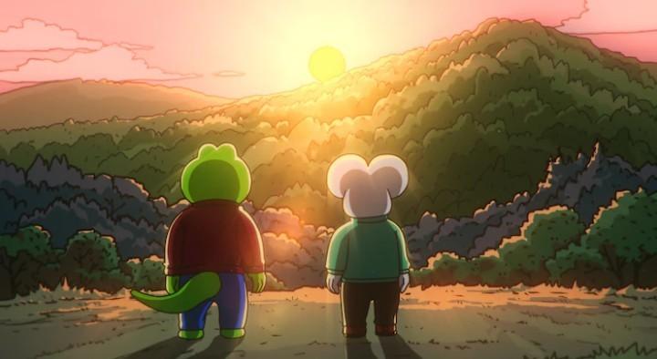 动画电影《100天后就会死的鳄鱼》新预告 5月28日上映
