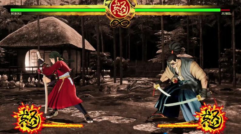 """《侍魂 晓》DLC角色""""高岭响""""必杀技影像:居合女剑士!"""