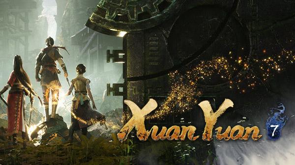 《轩辕剑7》欧美版今夏登陆PS4/XB1 支持多国语言