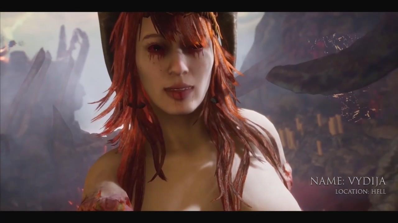 血腥恐怖《魅魔》7月21日发售 全新试玩上架Steam