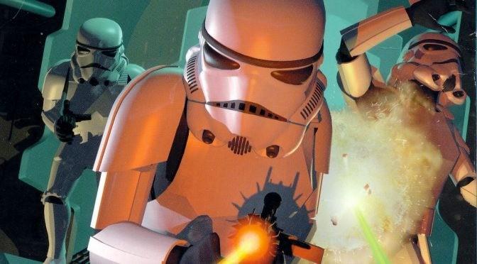粉丝自制《星球大战:黑暗力量》虚幻4版实机展示