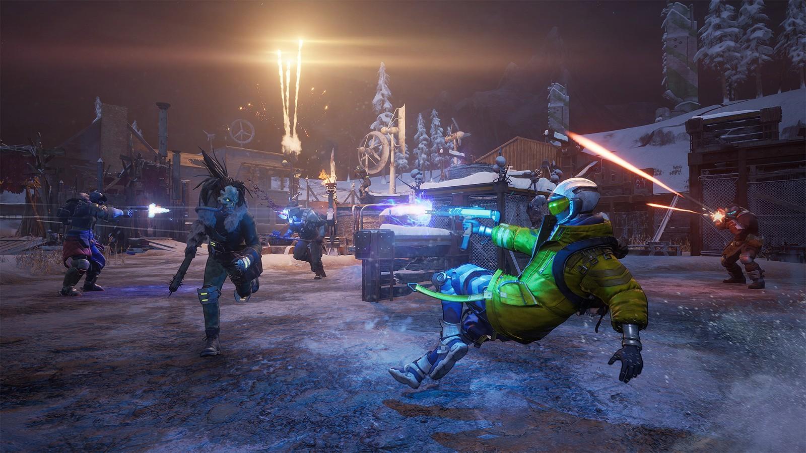 免费生存射击游戏《拾荒者》即将登陆Steam和Epic