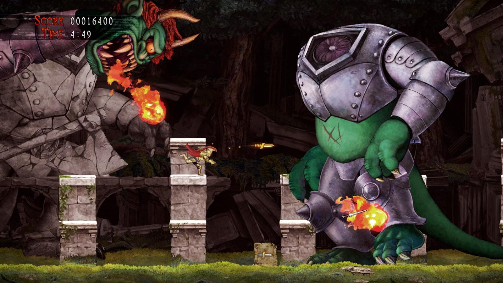 《經典回歸:魔界村》新預告 6月1日發售 售價198元