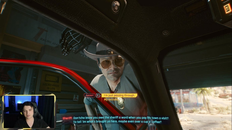 CDPR首席设计师:你们不知道做《赛博朋克2077》有多难