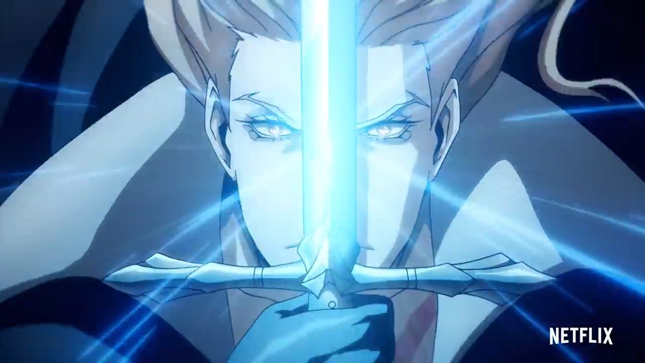 网飞动画《恶魔城》发布第四季预告 5月13日开播