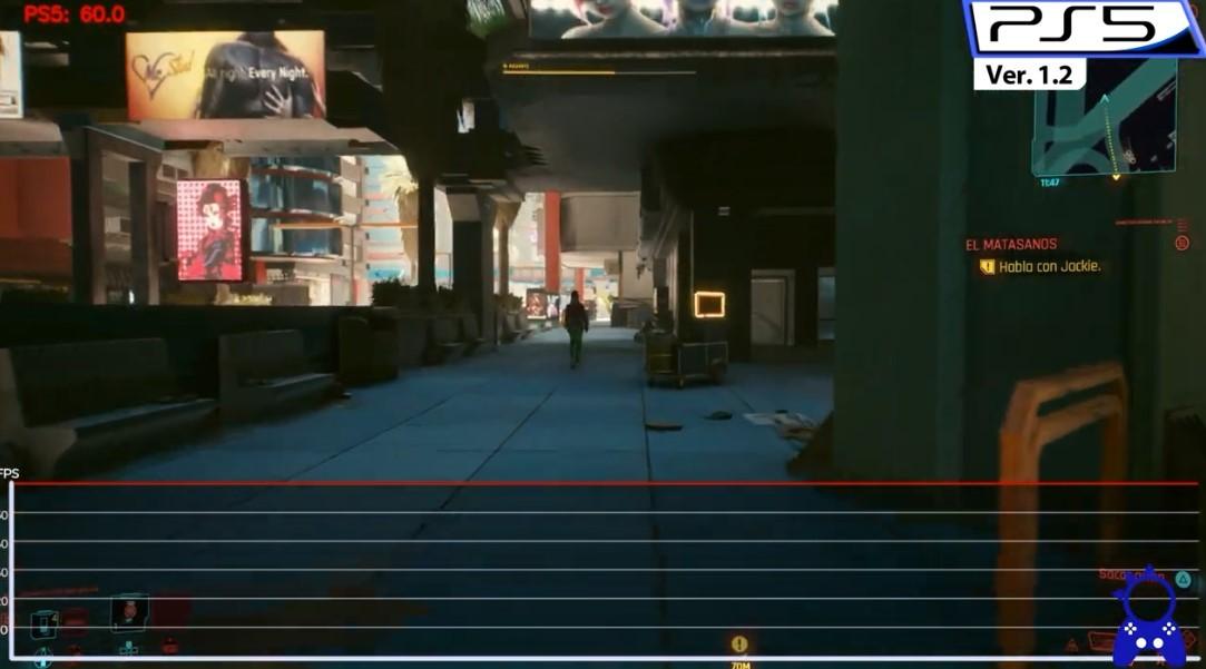 《赛博朋克2077》1.22补丁更新后帧数对比 更加稳定
