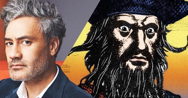 HBO将拍黑胡子真人喜剧《死亡旗帜》 雷神4导演主演