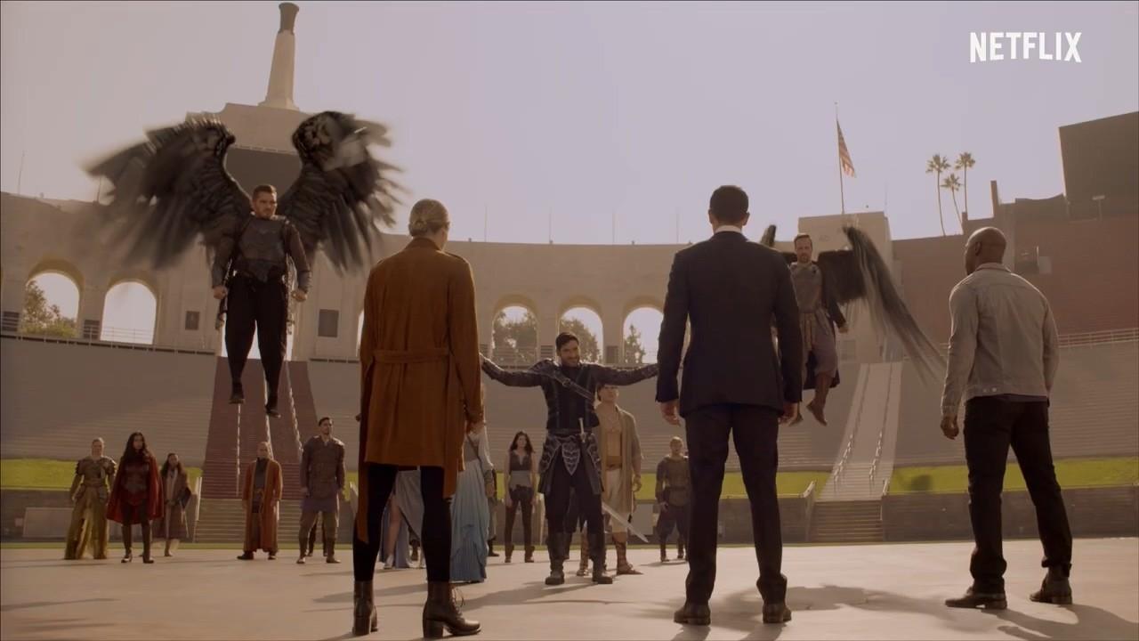热播美剧《路西法》第五季下部正式预告 中字