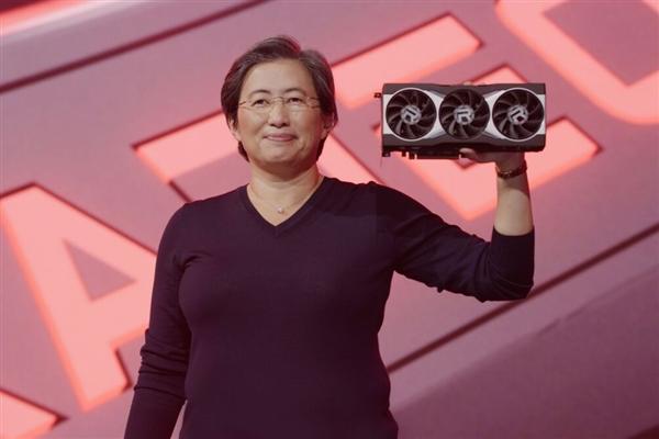 今年想原价买显卡难了 AMD苏妈:太缺芯片