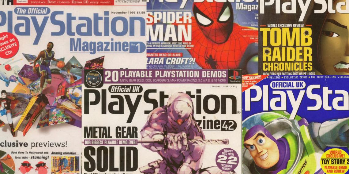 PlayStation官方杂志宣布停刊 将更名为《Play》