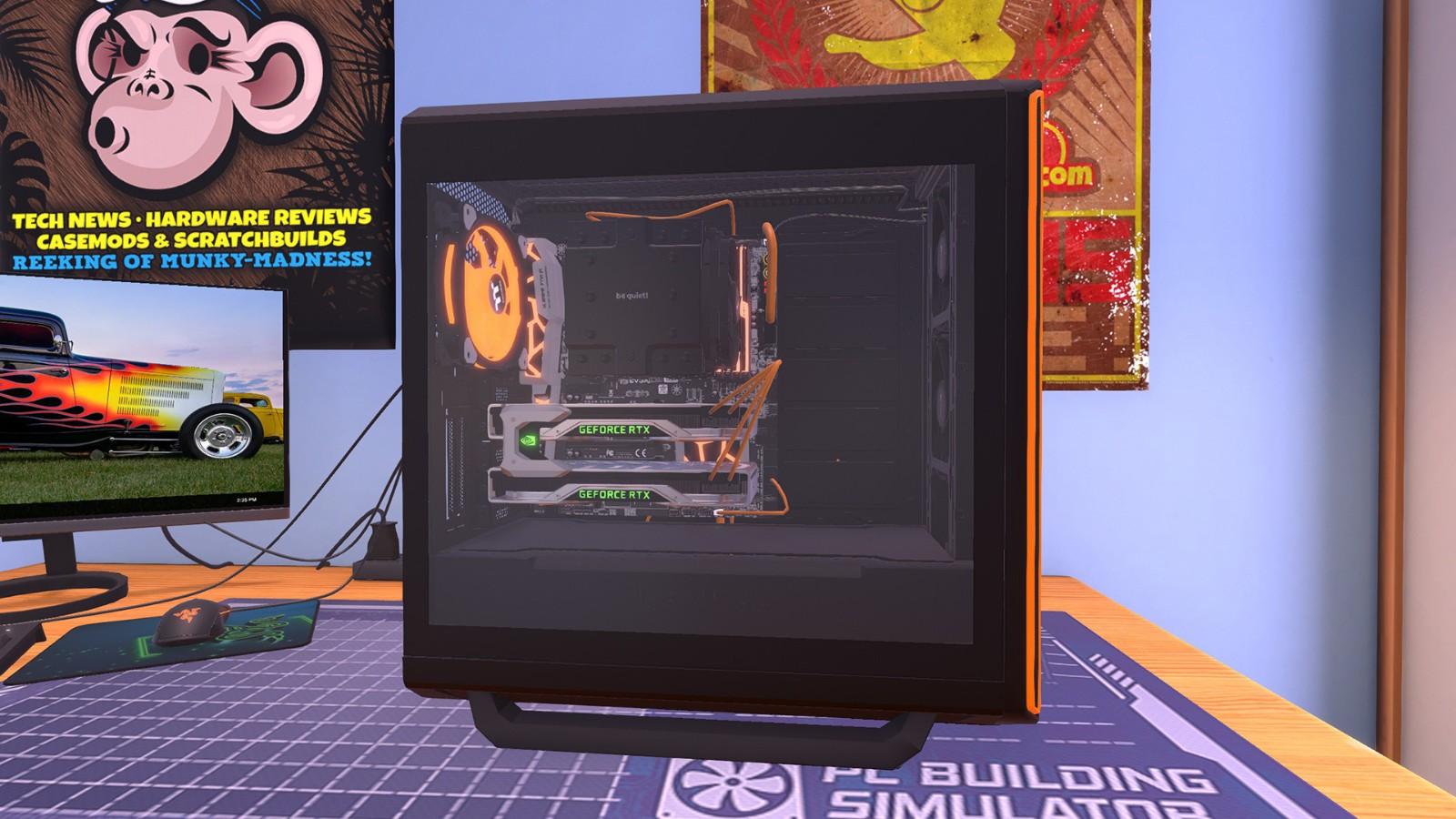 《装机模拟器》Steam新史低促销 只需28元
