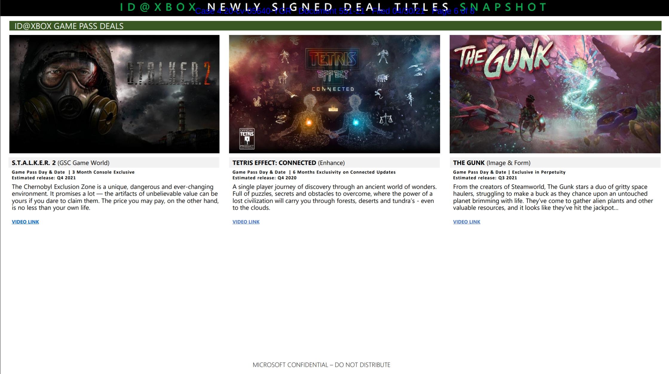 《潜行者2》Xbox主机独占仅3个月 微软也计划提高Xbox卖场开发商收入