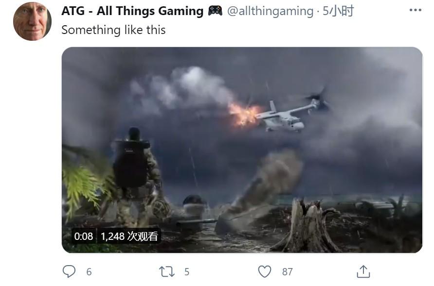 《战地6》首支预告片更多素描图曝光