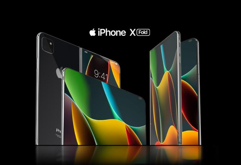 苹果2023年推折叠iPhone:8英寸QHD+、纳米银触控技术