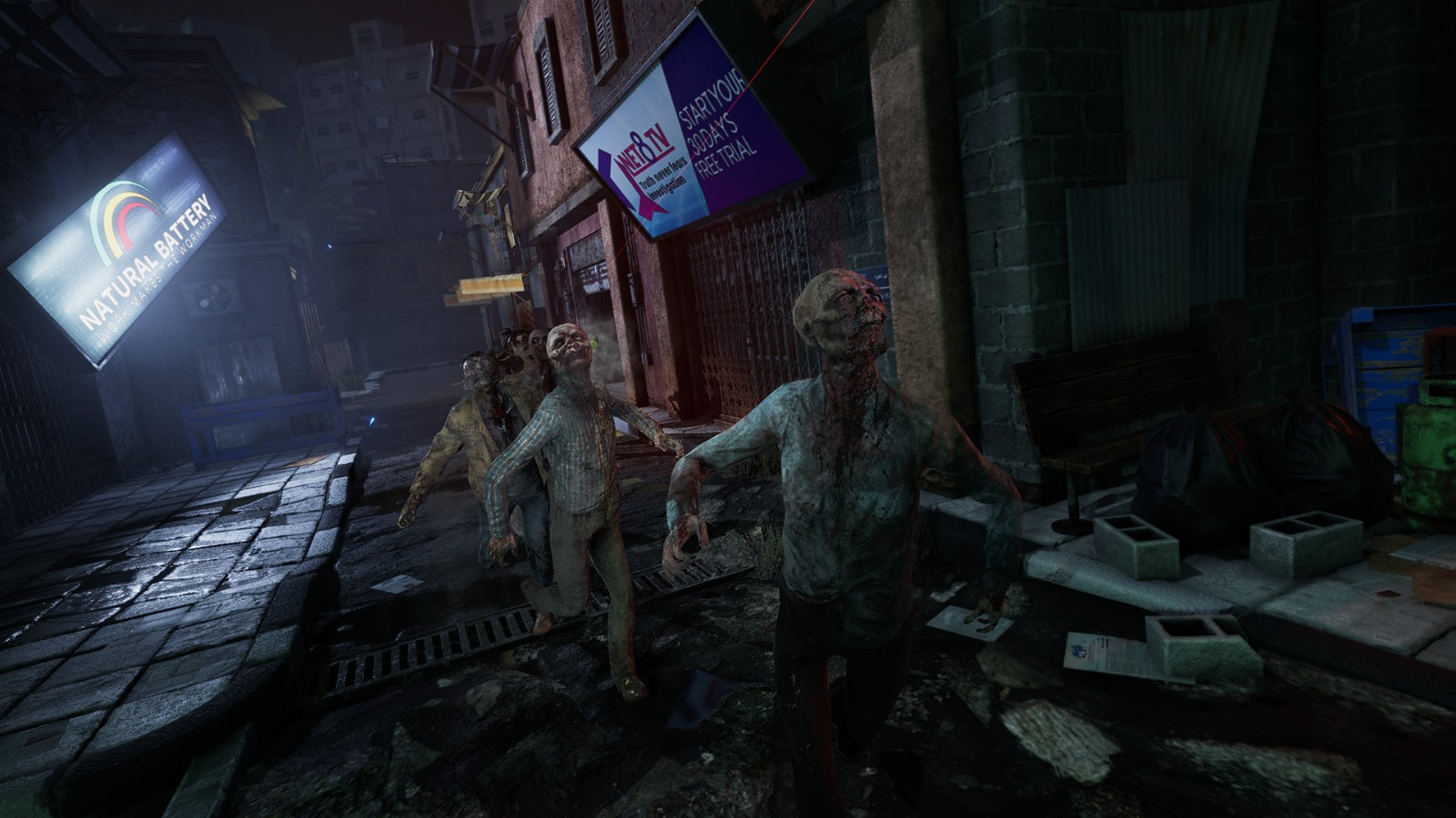 VR僵尸射击游戏《VAR: Exterminate》上架Steam 推荐GTX 1080