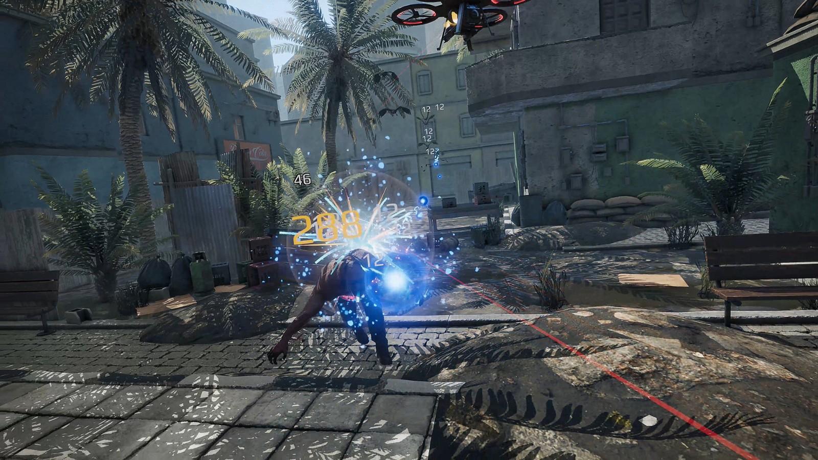 VR僵尸射击游戏《VAR》上架Steam 末日之下努力求生