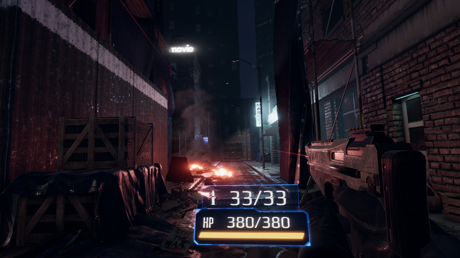 VR僵尸射击游戏《VAR: Exterminate》上架Steam 推选GTX 1080