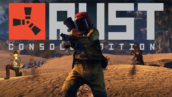 生存游戏《腐蚀》主机版亚洲地区6月1日发售